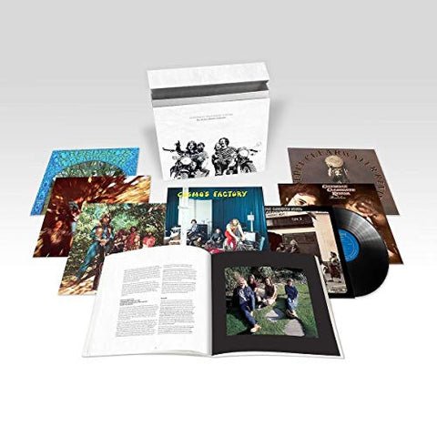 <b>Creedence Clearwater Revival </b><br><i>Studio Albums Collection [7LP Box Set]</i>