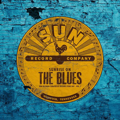 <b>Various Artists </b><br><i>Sunrise On The Blues: Sun Records Curated Vol. 7</i>