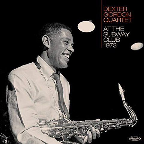 <b>Dexter Gordon </b><br><i>At The Subway Club 1973</i>