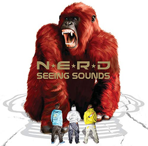 <b>N*E*R*D </b><br><i>Seeing Sounds [Colored Vinyl]</i>