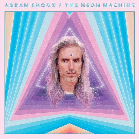 <b>Abram Shook </b><br><i>The Neon Machine [Purple Vinyl]</i>