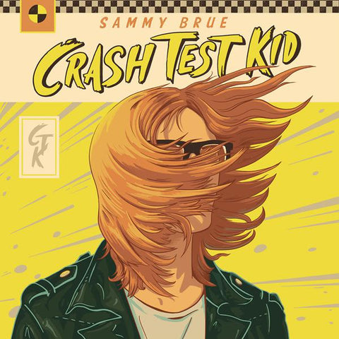 <b>Sammy Brue </b><br><i>Crash Test Kid [Indie-Exclusive Colored Vinyl]</i>