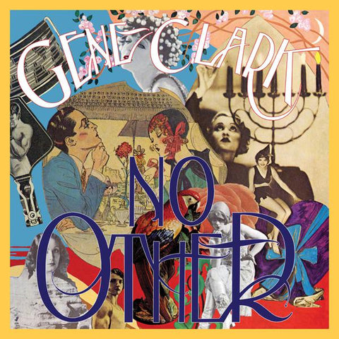 "<b>Gene Clark </b><br><i>No Other [Box Set, Silver LP, 7"", 3 SACD, Blu-Ray, 80 Page Book]</i>"