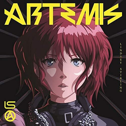 <b>Lindsey Stirling </b><br><i>Artemis</i>
