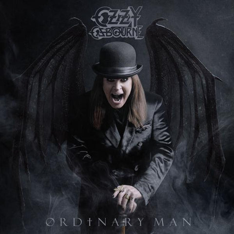 <b>Ozzy Osbourne </b><br><i>Ordinary Man [Black Vinyl]</i>
