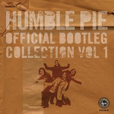 Humble Pie Official Bootleg Vol 1 Plaid Room Records