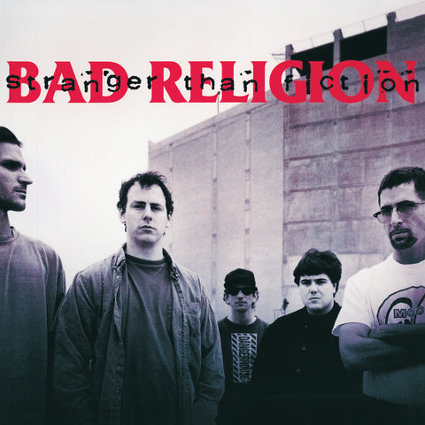 <b>Bad Religion </b><br><i>Stranger Than Fiction [Grey Vinyl]</i>