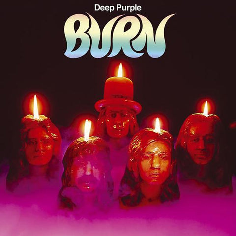 <b>Deep Purple </b><br><i>Burn [Purple Vinyl] [ROCKtober 2019 Exclusive]</i>