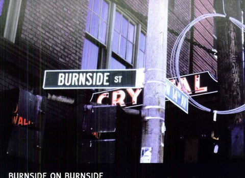 <b>R.L. Burnside </b><br><i>Burnside On Burnside</i>