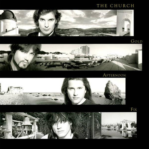 <b>The Church </b><br><i>Gold Afternoon Fix [Gold Vinyl]</i>