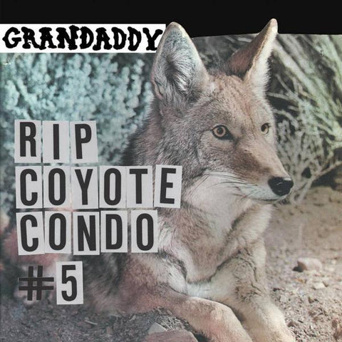 <b>Grandaddy </b><br><i>RIP Coyote Condo #5 / The Fox In The Snow & In My Room</i>