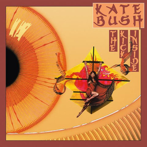 <b>Kate Bush </b><br><i>The Kick Inside</i>
