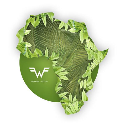 <b>Weezer </b><br><i>Africa [Shaped Picture Disc]</i>