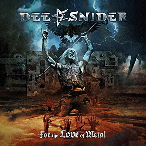 <b>Dee Snider </b><br><i>For The Love Of Metal [Colored Vinyl]</i>