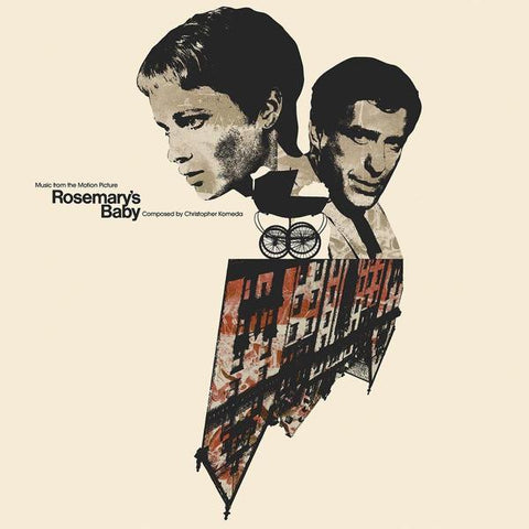 <b>Christopher Komeda </b><br><i>Rosemary's Baby (Music From The Motion Picture)</i>