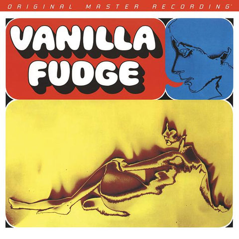 <b>Vanilla Fudge </b><br><i>Vanilla Fudge [2-lp, 45 RPM]</i>