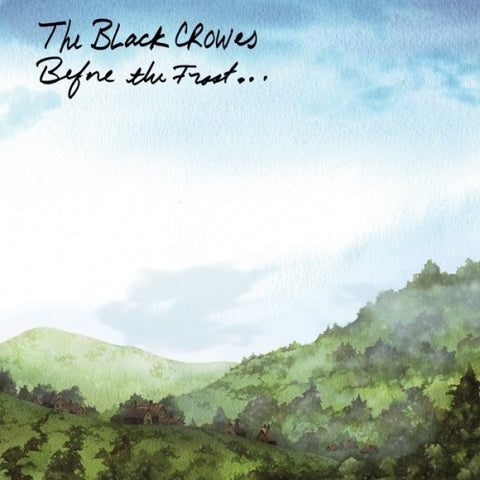 <b>The Black Crowes </b><br><i>Before The Frost... [10th Anniversary White / Light Blue Swirl Vinyl] [Limit 1 Per Customer]</i>