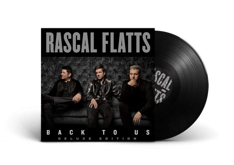 <b>Rascal Flatts </b><br><i>Back To Us (Deluxe Edition)</i>
