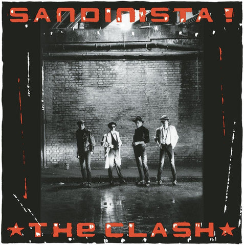 <b>The Clash </b><br><i>Sandinista!</i>