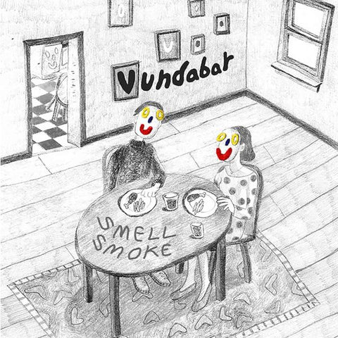<b>Vundabar </b><br><i>Smell Smoke [Red Vinyl]</i>