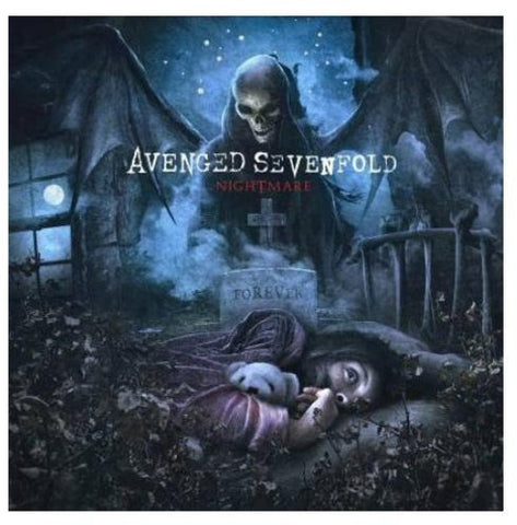 <b>Avenged Sevenfold </b><br><i>Nightmare</i>