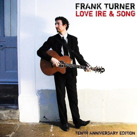 <b>Frank Turner </b><br><i>Love Ire & Song</i>