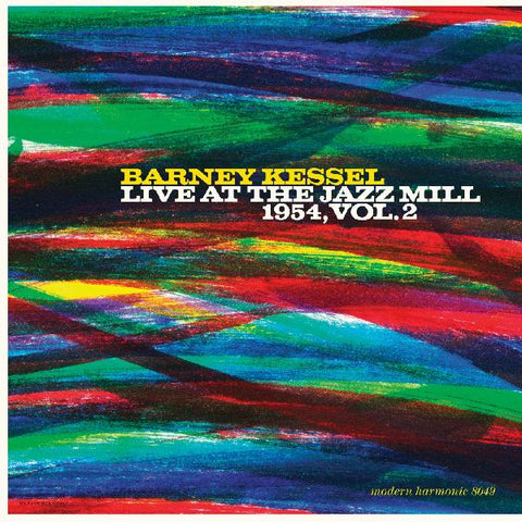 <b>Barney Kessel With The Jazz Millers </b><br><i>Live At The Jazz Mill 1954, Vol. 2 [Colored Vinyl]</i>