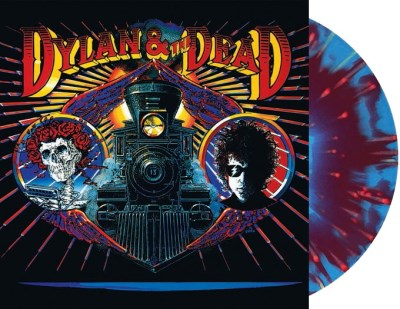<b>Bob Dylan And The Grateful Dead </b><br><i>Dylan & The Dead</i>