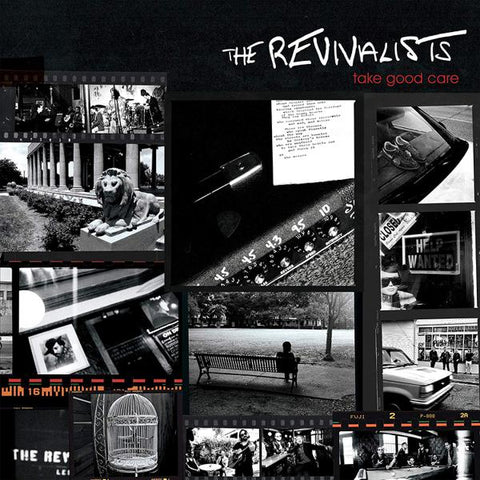 "<b>The Revivalists </b><br><i>Take Good Care [Indie-Exclusive Colored Vinyl w/ 7""]</i>"