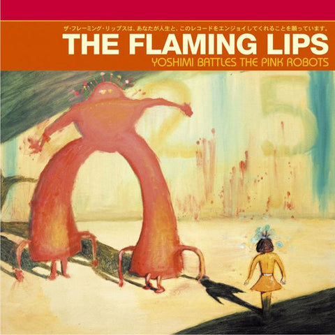 <b>Flaming Lips, The </b><br><i>Yoshimi Battles The Pink Robots</i>