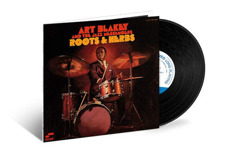 <b>Art Blakey & The Jazz Messengers </b><br><i>Roots & Herbs [Blue Note Tone Poet Series]</i>