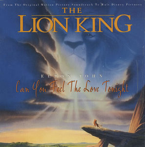 "<b>Ernie Sabella, Joseph Williams, Kristle Edwards, Nathan Lane And Sally Dworsky </b><br><i>Lion King, Can You Feel The Love Tonight [3""]</i>"