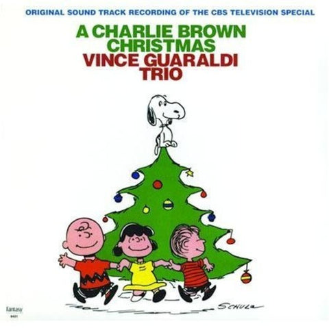 <b>Vince Guaraldi Trio </b><br><i>A Charlie Brown Christmas</i>