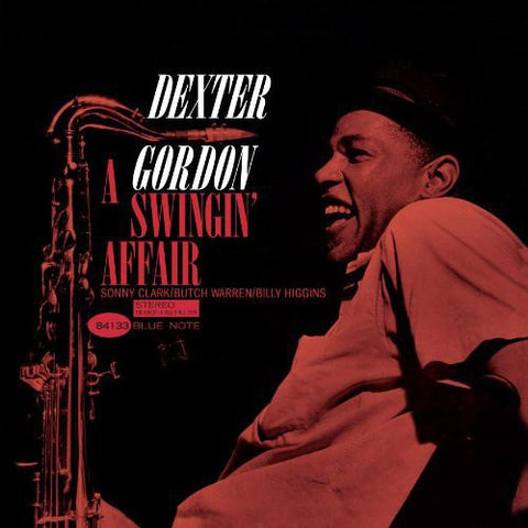 <b>Dexter Gordon </b><br><i>A Swingin' Affair</i>