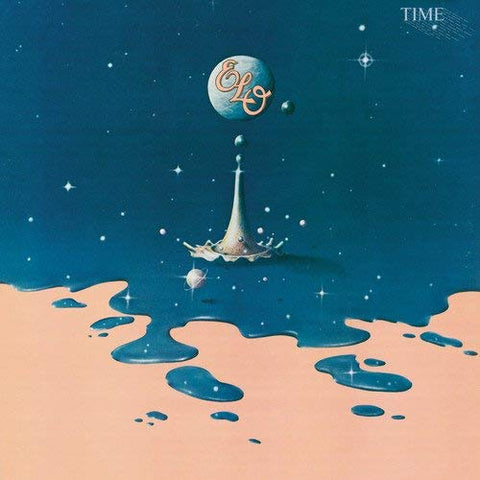 <b>Electric Light Orchestra </b><br><i>Time</i>