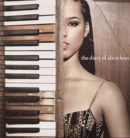 <b>Alicia Keys </b><br><i>The Diary Of Alicia Keys</i>