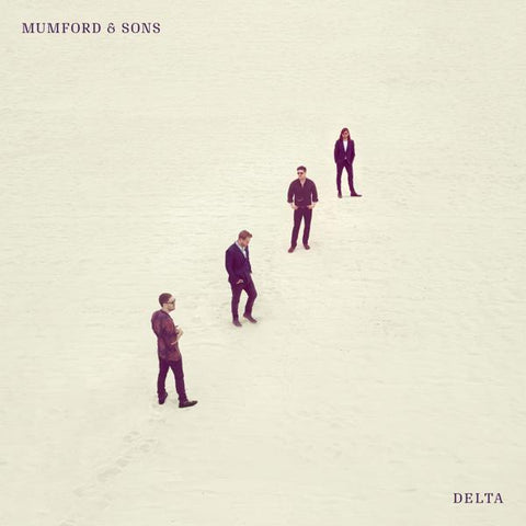 <b>Mumford & Sons </b><br><i>Delta [Indie-Exclusive Sand Colored Vinyl]</i>