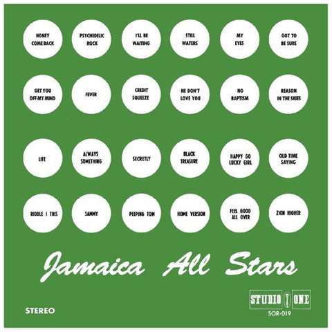 <b>Various </b><br><i>Jamaica All Stars Vol. 1 & 2</i>