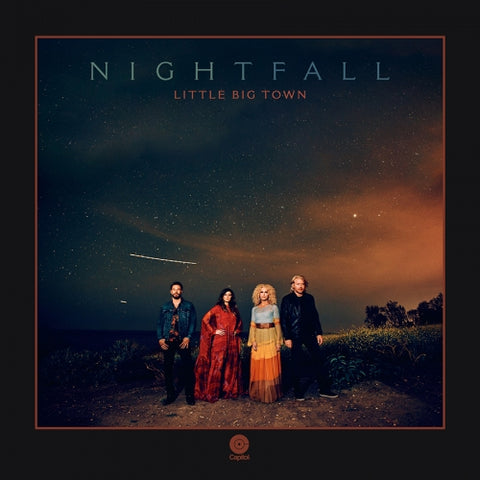 <b>Little Big Town </b><br><i>Nightfall</i>
