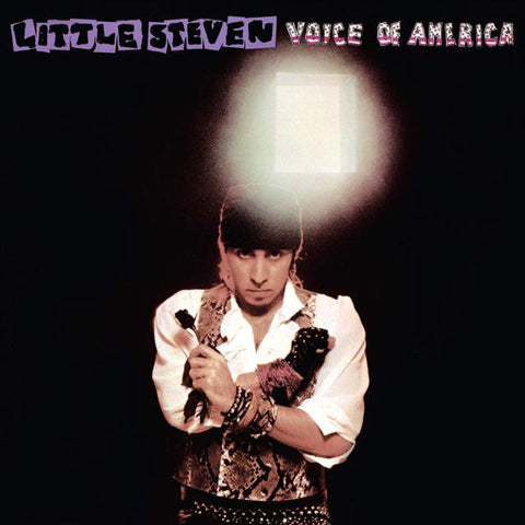 <b>Little Steven </b><br><i>Voice Of America</i>