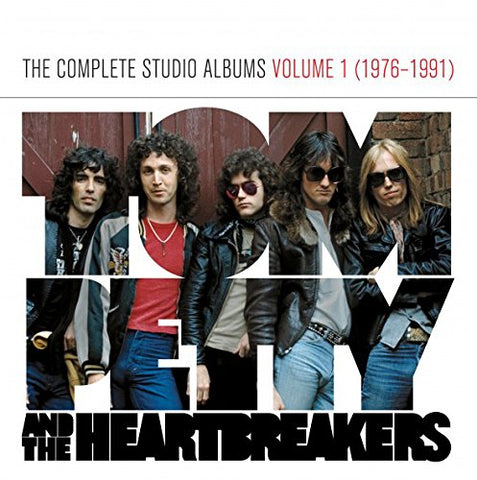 <b>Tom Petty And The Heartbreakers </b><br><i>The Complete Studio Albums Volume 1 (1976 - 1991) [9LP Box Set]</i>