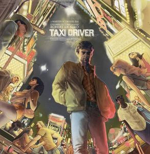 <b>Dave Blume And Bernard Herrmann </b><br><i>Taxi Driver (Original Soundtrack Recording)</i>