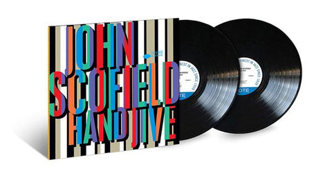 <b>John Scofield </b><br><i>Hand Jive [Blue Note 80th Anniversary Series]</i>