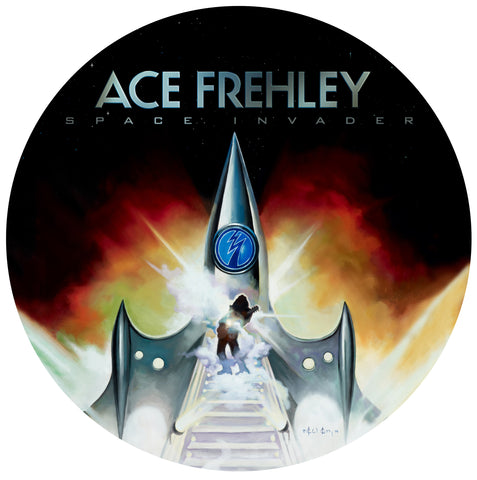 <b>Ace Frehley </b><br><i>Space Invader [2LP Picture Disc]</i>