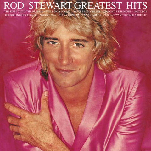 <b>Rod Stewart </b><br><i>Greatest Hits Vol. 1 [Pink Vinyl][Back To The 80's Exclusive] (Shipping Around 7/20) </i><br>Release Date : 07/10/2018