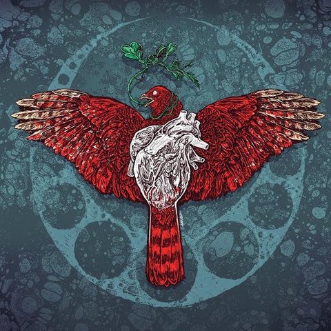 <b>The Acacia Strain </b><br><i>Gravebloom [Colored Vinyl]</i>