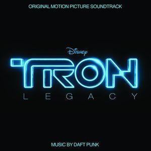 <b>Daft Punk </b><br><i>TRON: Legacy (Original Motion Picture Soundtrack)</i>