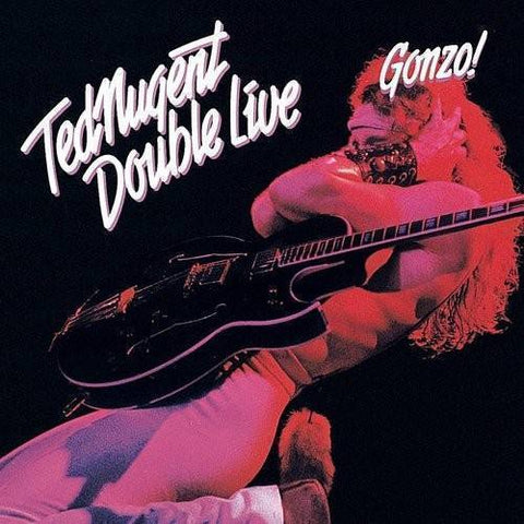 <b>Ted Nugent </b><br><i>Double Live Gonzo! [Import] [Blue Vinyl]</i>