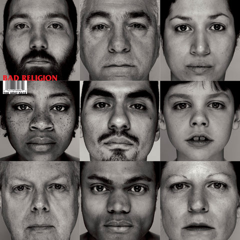 <b>Bad Religion </b><br><i>The Gray Race</i>