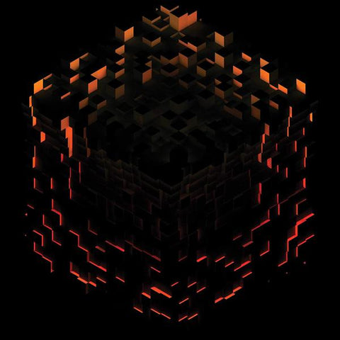 <b>C418 </b><br><i>Minecraft - Volume Beta [Fire Splatter Vinyl] [Lenticular Jacket]</i>